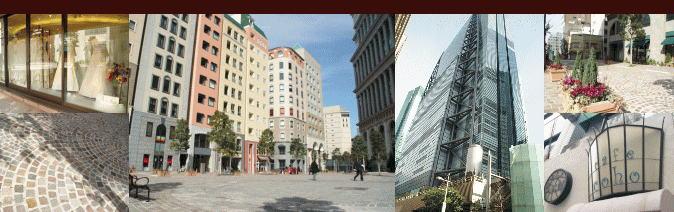 ピアネッタ汐留 イタリア街に建つ賃貸マンションです!